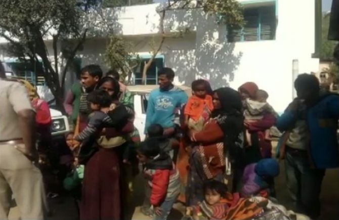 BSFએ 31 રોહિંગ્યા મુસ્લિમ ઘૂસણખોરોની કરી ધરપકડ