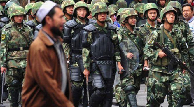 CHINA ISLAM+1
