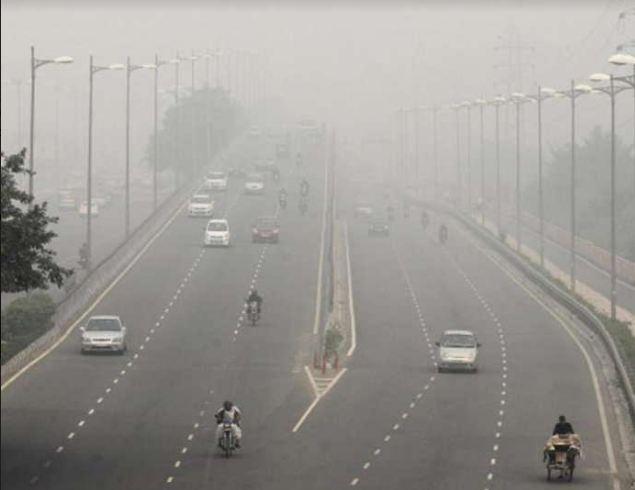 AIR POLLUTION AHMEDABAD