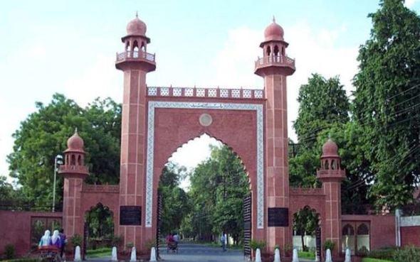 અલીગઢ મુસ્લિમ યુનિવર્સિટીમાં મંદિર નિર્માણની BJYMની માગણી