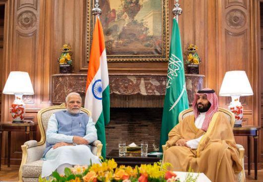 ભારત જ નહીં, આસપાસના તમામ દેશો સાથે આતંક વિરુદ્ધ કામ કરશે સાઉદી: મોહમ્મદ બિન સલમાન