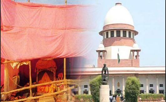રામજન્મભૂમિ-બાબરી મસ્જિદ વિવાદ કેસની 26 ફેબ્રુઆરીએ સુપ્રીમ કોર્ટમાં સુનાવણી