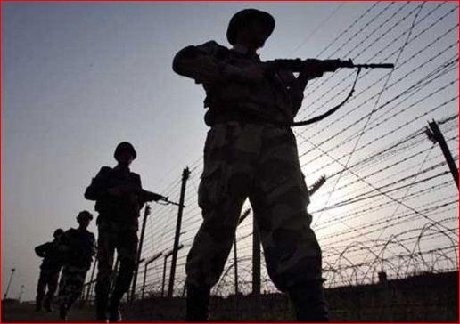 બીએસએફના નિર્દેશ પર ગુજરાતના બોર્ડરના ગામડાંમાં થયો 'બ્લેકઆઉટ'