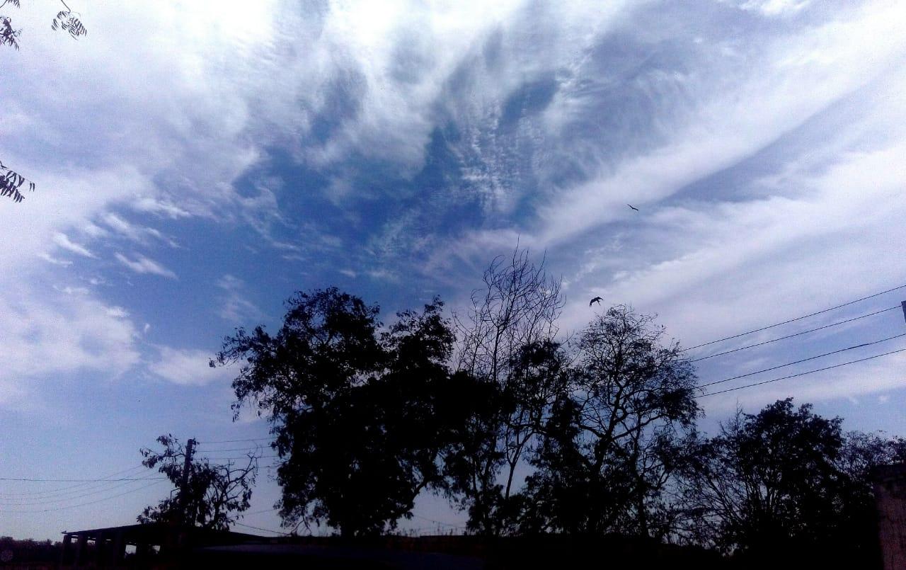 ઉત્તર ગુજરાતમાં હવામાનમાં પલટોઃ વાદળછાંયા વાતાવરણમાં બપોરે ગરમી,રાત્રે ઠંડી