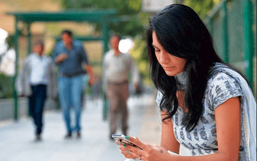 One in three women are harassed by inappropriate calls!