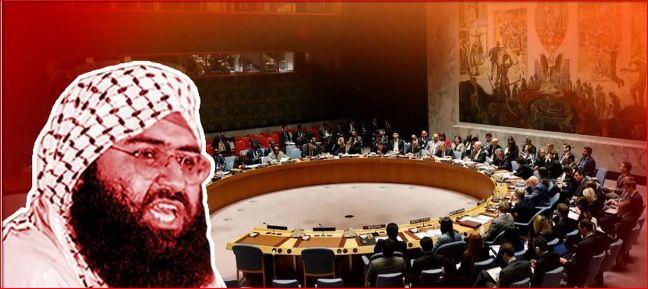 UNSCમાં મસૂદ અઝહરને પ્રતિબંધિત કરવાની ભારતની કોશિશ સામે ચીને વાપર્યો વીટો, અન્ય ચાર મહસત્તા ચીનથી નારાજ