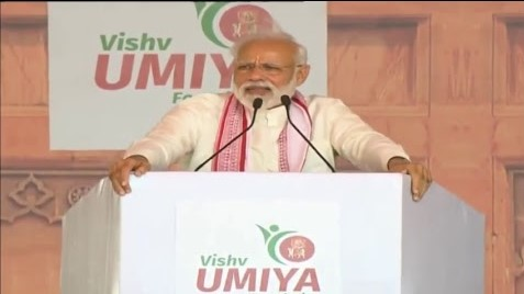 Do not support Female Foeticide: PM in Gujarat