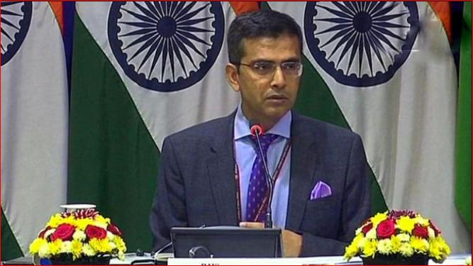 નયા પાકિસ્તાનનો દાવો કરનારા ઈમરાનખાને આતંક વિરુદ્ધ પણ નવા એક્શન લેવા જોઈએ: ભારત