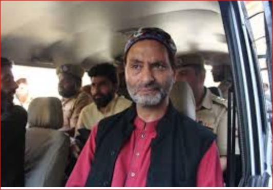પાકિસ્તાન તરફી ભાગલાવાદી યાસિન મલિકને PSA હેઠળ મોકલાયો જેલમાં, બે વર્ષ સુધી રાખી શકાશે કસ્ટડીમાં
