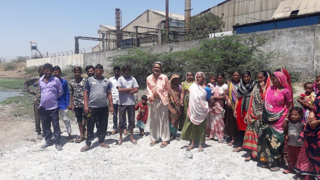 ભાવનગરના પોપટનગરમાં ખાનગી કંપની દ્વારા છોડાતા દુષિત પાણીથી રહીશો ત્રાહીમામ