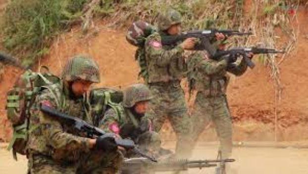 burma army+1