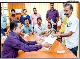 'Election King' K Padmarajan to contest against Rahul Gandhi in Wayanad!