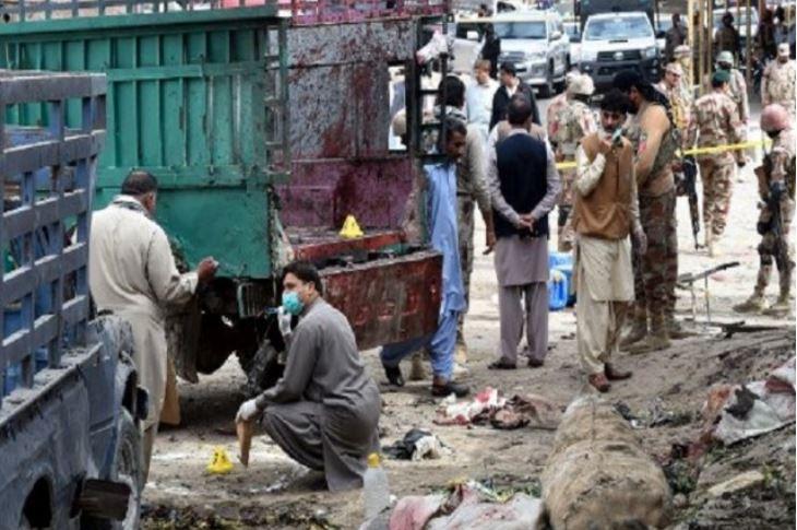 પાકિસ્તાન: ક્વેટામાં શિયાપંથી હજારાને નિશાન બનાવીને કરાયેલા વિસ્ફોટમાં 16ના મોત
