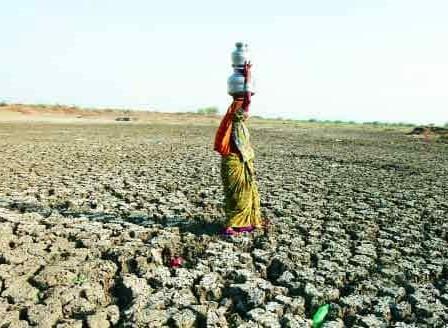 કચ્છમાં 17 ડેમો ખાલીખમઃ કાળઝાળ ગરમીમાં પીવાના પાણીની વિકટ સમસ્યા