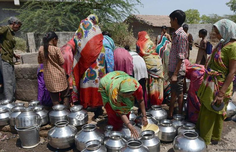 સૌરાષ્ટ્રમાં પાણીની રામાયણથી ચૂંટણી ટાણે જ ભાજપની મુંઝવણ વધીઃ મતદારો પ્રશ્નો પૂછે છે