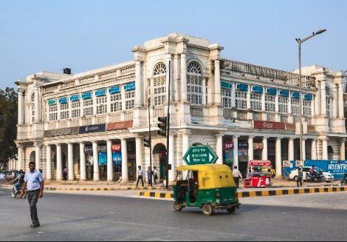 પુણેના ડોક્ટર પાસે દિલ્હીના કનોટ પ્લેસમાં જબરદસ્તી લગાવડાવ્યા 'જય શ્રીરામ'ના નારા