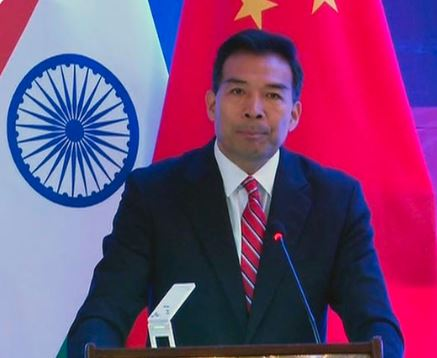 """Chinese Envoy says, """"We've reached consensus with India breaking circle of ups and down in ties"""""""
