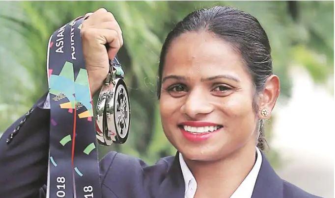 દુતી ચંદ સમલૈંગિક હોવાનું સ્વીકારનારી ભારતની પહેલી મહિલા એથ્લીટ