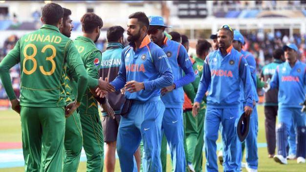 ICC ટી-20 રેન્કિંગમાં પાંચમા સ્થાને ટીમ ઈન્ડિયા, પાકિસ્તાન પહેલા ક્રમાંકે