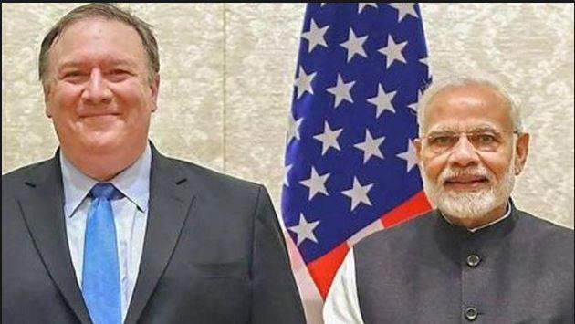 અમેરિકાના વિદેશ પ્રધાન માઈક પોમ્પિયો આવશે ભારત, ત્રણ દિવસનો હશે પ્રવાસ