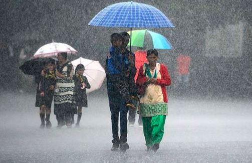 ગુજરાતમાં વરસાદી માહોલ જામ્યોઃ 3 દિવસ સુધી વરસાદ પડવાની આગાહી