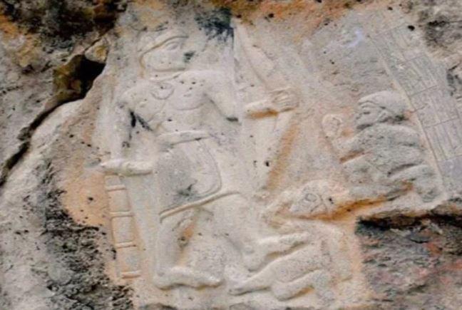 ઈરાકમાં ભારતીય દૂતાવાસને પહાડો પર મળ્યા ભગવાન રામના ભીંતચિત્રો