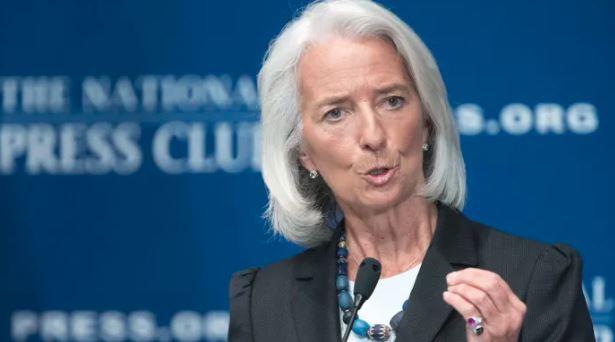 IMF ના મેનેજિંગ ડાયરેક્ટર પદેથી ક્રિસ્ટિન લેગાર્દેનું રાજીનામુ