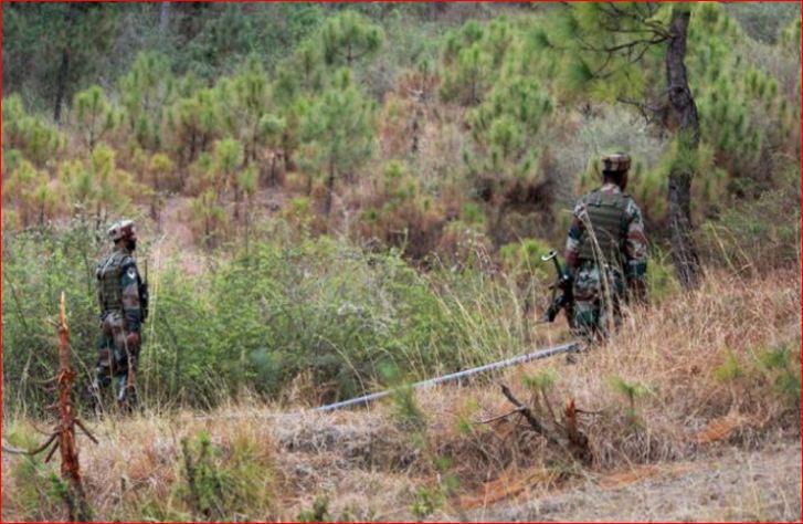 કાશ્મીર: તંગધારમાં ફાયરિંગ, પાકિસ્તાનના 2 સૈનિકો ઠાર, 1 ભારતીય જવાન શહીદ