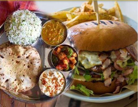 ફાસ્ટ ફૂડ જેનેટિક બીમારીઓને વધારનારું, ભારતીય ભોજન દાળ-ભાત છે સૌથી શ્રેષ્ઠ