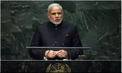 કાશ્મીર પર આજે પાકિસ્તાનની બોલતી બંધ કરશે PM મોદી, UNGAમાં સાંજે 7:50 વાગ્યે ભાષણ