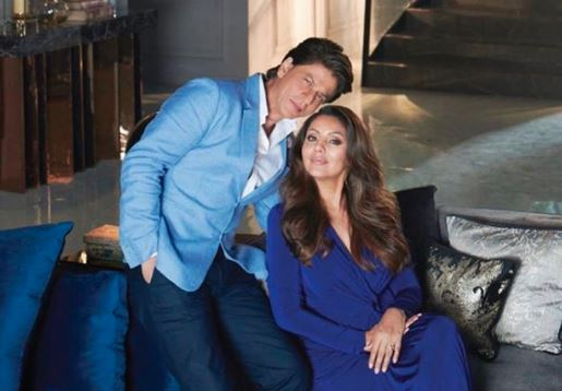શાહરુખ-ગૌરીના લગ્નની 28મી વર્ષગાઠઃ- કિંગખાને પોતાનો ગૌરીખાન સાથેનો ફૉટો શૅર કર્યો