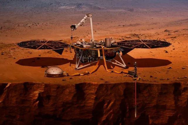 મંગળ ગ્રહ પર 100થી વધારે વિચિત્ર અવાજ કેદ, જાણો નાસાનો નવો ખુલાસો