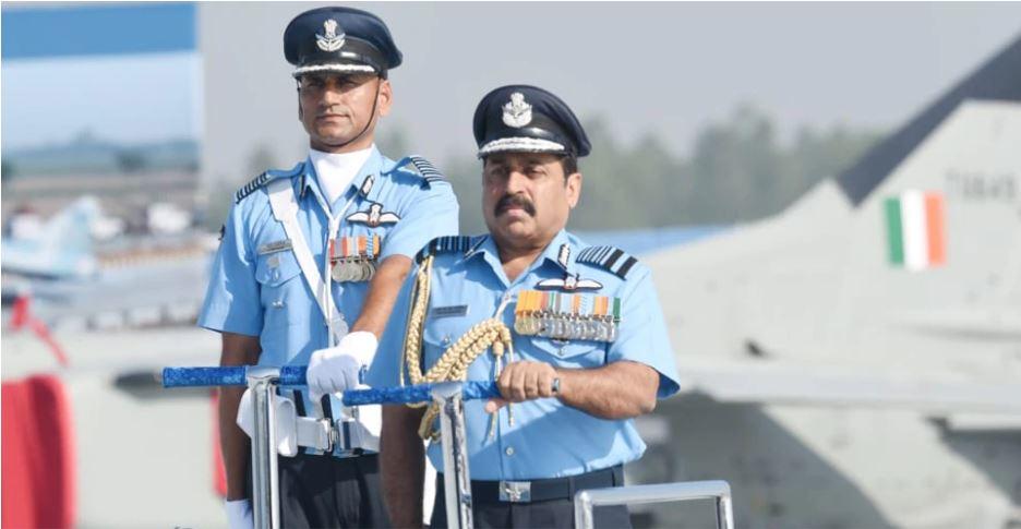 આતંકીઓનો સામનો કરવા માટે સરકારની પદ્ધતિમાં આવ્યું છે મોટું પરિવર્તન: IAF ચીફ