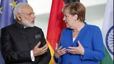 આતંક વિરુદ્વની લડાઇમાં ભારત-જર્મની સાથે, બન્ને દેશો વચ્ચે કુલ 17 સમજૂતી