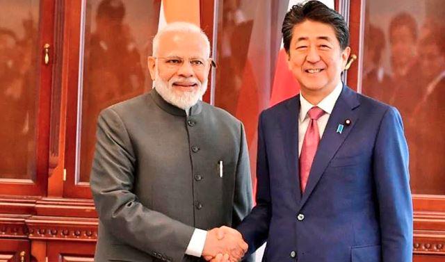 જાપાનના PM શિંઝો આબે રદ્દ કરી શકે છે ભારત પ્રવાસ, પૂર્વોત્તરમાં જારી હિંસાની અસર