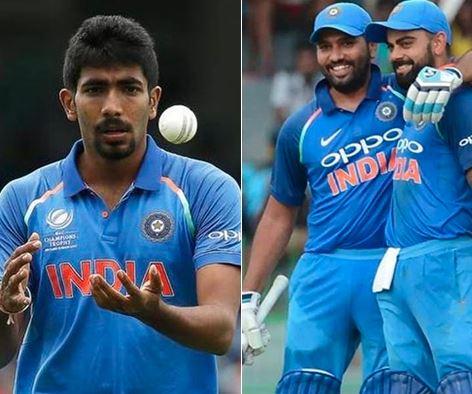 ICCની વન-ડે બેટ્સમેન-બોલર્સ રેન્કિંગમાં ભારતીય ક્રિકેટરોનો દબદબો