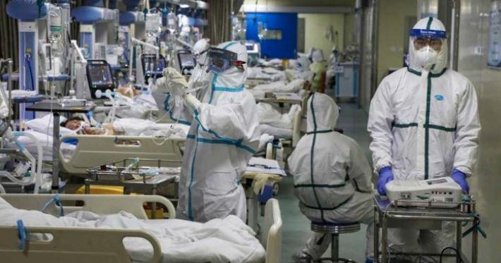 કોરોના વાયરસ: ચીનમાં મૃતકોની સંખ્યા 1000ને પાર, 42000 લોકો સંક્રમિત