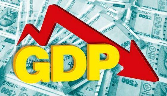 ચાલુ નાણાકીય વર્ષ 2020-21માં જીડીપીમાં 7.7 ટકાના ઘટાડાનું અનુમાન