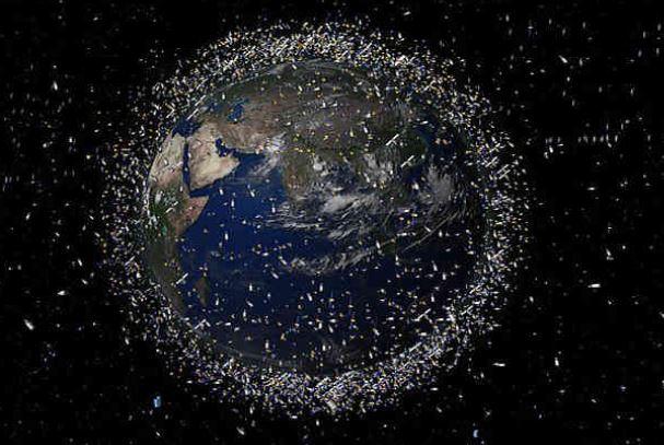 અવકાશમાં રશિયાનું ફ્રીગેટ-એસબી રોકેટ તૂટ્યું, 65 ટુકડા થયા
