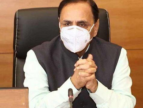 સમગ્ર રાજ્યમાં ફરી લોકડાઉનની વાત માત્ર અફવા: CM વિજય રૂપાણી