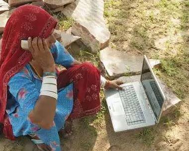 લોકડાઉન દરમિયાન ભારતના ગ્રામીણ વિસ્તારમાં ઇન્ટરનેટનો શહેરી વિસ્તાર કરતા પણ વધુ વપરાશ, 22.70 કરોડ વપરાશકર્તા