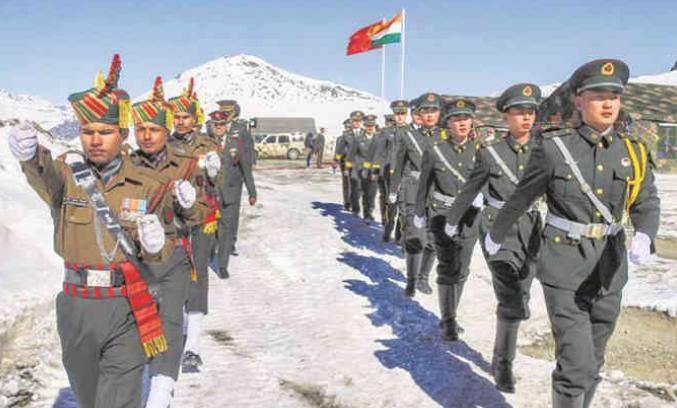 India-China border 2