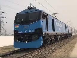 હવે ગુડ્સ ટ્રેન પણ દોડશે બે એન્જિન પર- 12 હજાર હોર્સ પાવર ક્ષમતાનું એન્જિન બનાવનાર ભારત છઠ્ઠો દેશ