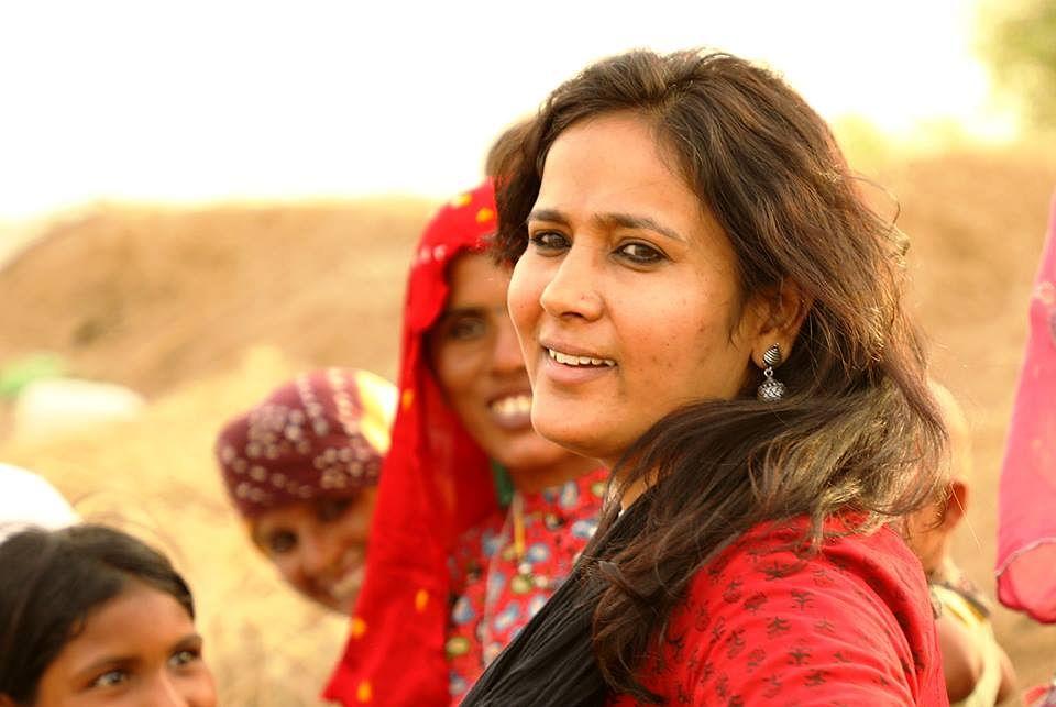 Mittal Patel – The Lifeline of the Nomadic Tribes
