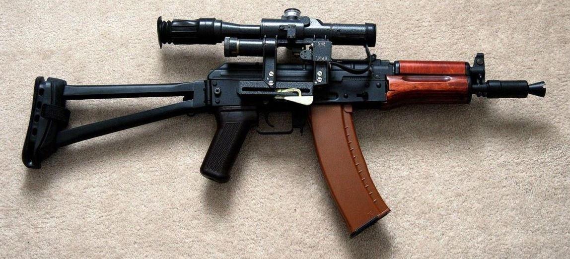 ભારત-રશિયા વચ્ચે AK-47 203 રાઇફલ્સની થઇ ડીલ, આ છે રાઇફલની વિશેષતા