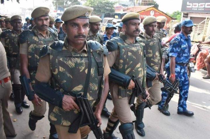 ભારતમાં આંતરિક સુરક્ષાની જવાબદારી પોલીસની સાથે CRPF પણ સંભાળશે