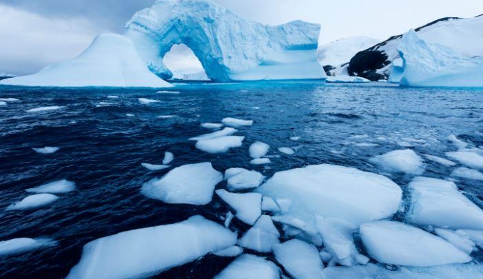 ગ્લોબલ વોર્મિંગ ઇફેક્ટ: આર્કટિક મહાસાગરમાં રેકોર્ડ બ્રેક બરફ તુટ્યો