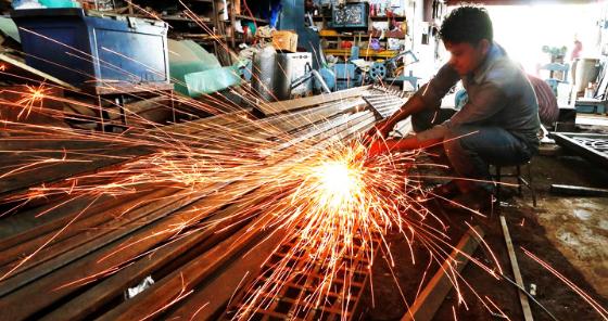 વર્ષ 2021નો શુભ પ્રારંભ: ઉત્પાદન ક્ષેત્રનો PMI વધીને 3 મહિનાની ટોચે