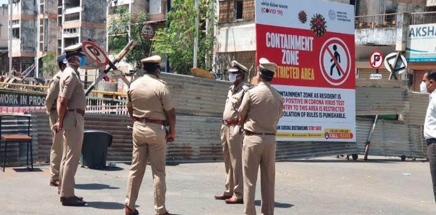 ગુજરાતમાં માસ્ક મુદ્દે પોલીસ એકશનમાં, એક સપ્તાહમાં રૂ. 5.57 કરોડનો દંડ વસુલાયો