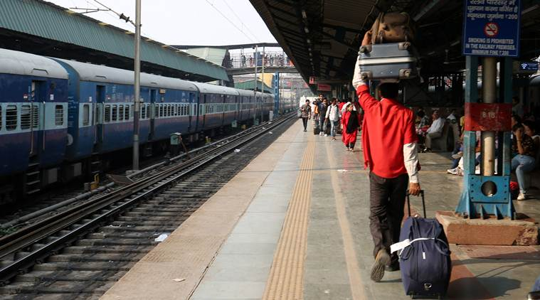 Modernisation of Railway Stations